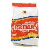 Prima Toast (牛油烤多士)