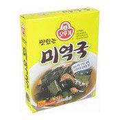 Instant Miyeokguk Seaweed Soup (韓國海苔湯料)