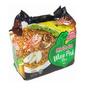 Instant Noodles Multipack (Mee Poh Dry) (明星麵薄)