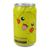 Natural Deep Sea Sparkling Water (Cider Pikachu Pokemon) (小精靈汽泡水 (蘋果汁))