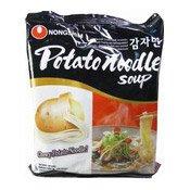 Potato Noodle Soup (農心紅薯湯麵)