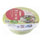 Sichuan Instant Vegetables (Mushroom) (與美四川冒菜菌菇味)