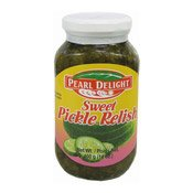 Sweet Pickle Relish (甜酸青瓜碎)