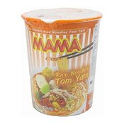Mama Instant Cup Rice Vermicelli (Tom Yam) (媽媽冬蔭杯米粉)