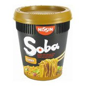 Soba Cup Noodles With Yakisoba Sauce (Curry) (日清日式咖喱炒麵)