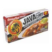 Java Curry Sauce Mix (Hot) (日本式中辣咖哩醬)
