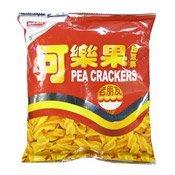 Pea Crackers (Garlic) (碗豆酥蒜蓉味)
