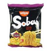 Nissin Noodles With Yakisoba Sauce (Thai) (日清泰式燒炒麵)