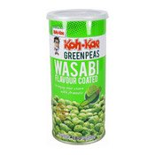 Wasabi Flavour Coated Green Peas (大哥芥末味碗豆)