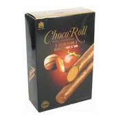 Choco Roll Cream Wafer (Strawberry) (朱古力卷 (草莓))