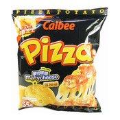 Pizza Flavoured Potato Chips (卡樂B薄餅薯片)