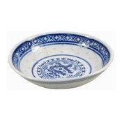 10cm Sauce Dish (Rice Pattern) (4寸米通豉油碟)