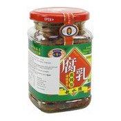 Fermented Beancurd (Spicy) (趕水牌香辣四川腐乳)