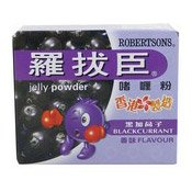 Fruit Jelly Powder (Blackcurrant) (羅拔臣啫哩粉)