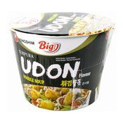 Big Bowl Instant Noodles (Tempura Udon) (韓國烏冬碗麵)