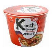 Big Bowl Instant Noodles (Kimchi Ramyun) (韓國泡菜碗麵)