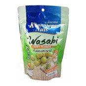 Crispy Coated Peanuts (Wasabi) (日本芥辣花生)