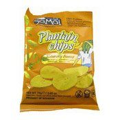 Plantain Chips (Naturally Sweet) (大蕉乾)