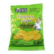 Plantain Chips (Pacific Sea Salt) (大蕉乾 (海鹽味))