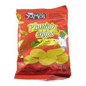 Plantain Chips (Jungle Chilli) (大蕉乾 (香辣))
