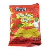 Plantain Chips (Jungle Chilli) (大蕉乾 (香辣))