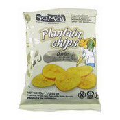 Plantain Chips (Garlic) (大蕉乾 (蒜味))