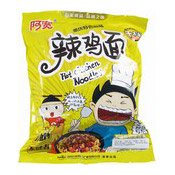 Instant Noodles (Chongqing Hot Chicken Flavour) (阿寬辣雞麵)