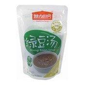 Mung Bean Soup (綠豆湯)