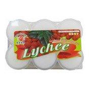 Fruity Pudding (Lychee) (萬里香荔枝布丁)