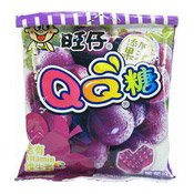QQ Gummy Candies (Grape Flavour) (旺仔QQ糖 (葡萄))