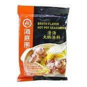 Hotpot Soup Base Seasoning (Broth) (海底撈火鍋底料 (清湯))