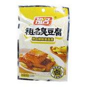Stinky Tofu (Wild Pepper) (袓明臭豆腐野山椒味)