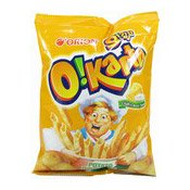 O! Karto Potato Snack (Cream & Cheese) (韓國芝士脆條)