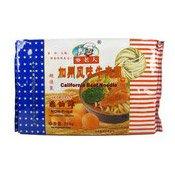 California Beef Noodle (加州風味牛肉麵)