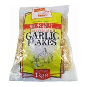 Dehydrated Garlic Flakes (乾蒜片)