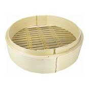 "12"" Bamboo Steamer Base (12寸竹蒸籠)"