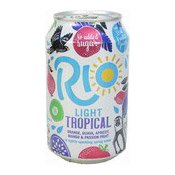 Rio Tropical Light Sparkling Juice Drink (健怡里約果汁汽水)