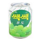 Sac Sac Grape Juice Drink (樂天青提汽水)