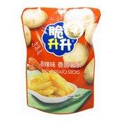 Spicy Potato Sticks (脆升升薯條 (香辣))