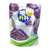 Purple Potato Sticks (脆升升紫薯條)