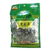 Dried Black Fungus (Cloud Ear, Dongbei Muer) (東北木耳)