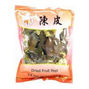 Dried Fruit Peel (Chan Pei Tangerine Peel) (金百合陳皮)