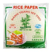 Rice Paper Spring Roll Wrappers (22cm) (越南米紙)