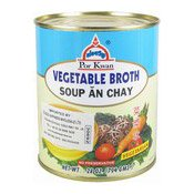 Vegetable Broth (Soup An Chay) (珀寬雜菜湯底)