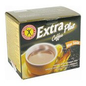 Extra Plus Coffee Instant Coffee Powder With Ginseng (即溶咖啡粉)