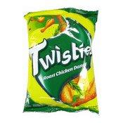 Twistie Corn Snacks (Roast Chicken) (翠絲廸粟米條-香草烤鳮口味)