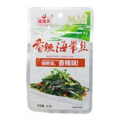 Seasoned Seaweed (香辣海帶絲)