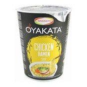 Oyakata Instant Cup Noodles (Chicken Ramen) (親方雞拉麵)