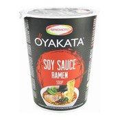 Oyakata Instant Cup Noodles (Soy Sauce Ramen) (親方豉油拉麵)