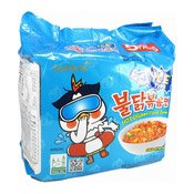 Hot Chicken Instant Noodles Multipack (Ice Type) (三養超辣雞肉味拌冷麵)